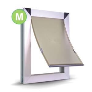 M Single Flap Dog Door