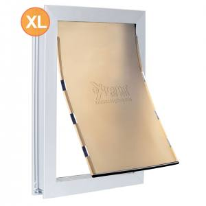 XL eXtreme Dog Door - Single flap