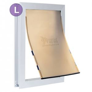Large eXtreme Dog Door - Single flap