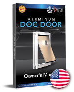 Dog Door Manual - English