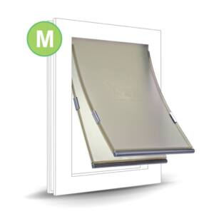 Replacement Door Dual Flap - Medium