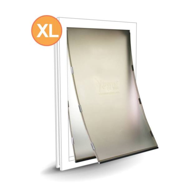 Replacement Door Dual Flap - XLarge