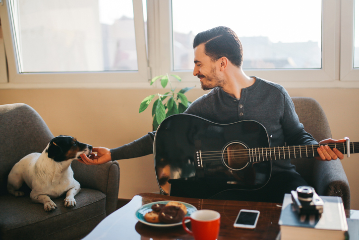 4 Musical Activities to Do with Your Pet
