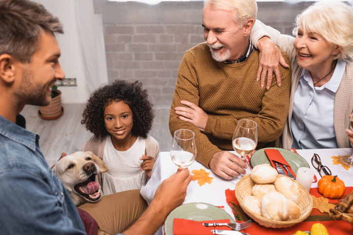 Thanksgiving Safety Tips for your Dog